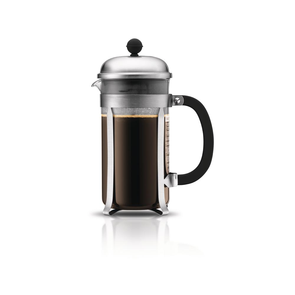 Bodum Chambord 8 Cup Matte French Press Coffee Maker