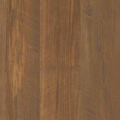 Outlast+ Ginger Spiced Pine 10 mm 5 in x 7 in Laminate Flooring- Take Home Sample