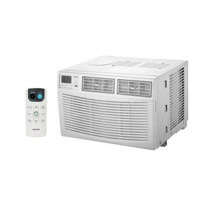 10,000 BTU Window Air Conditioner with Dehumidifier and Remote