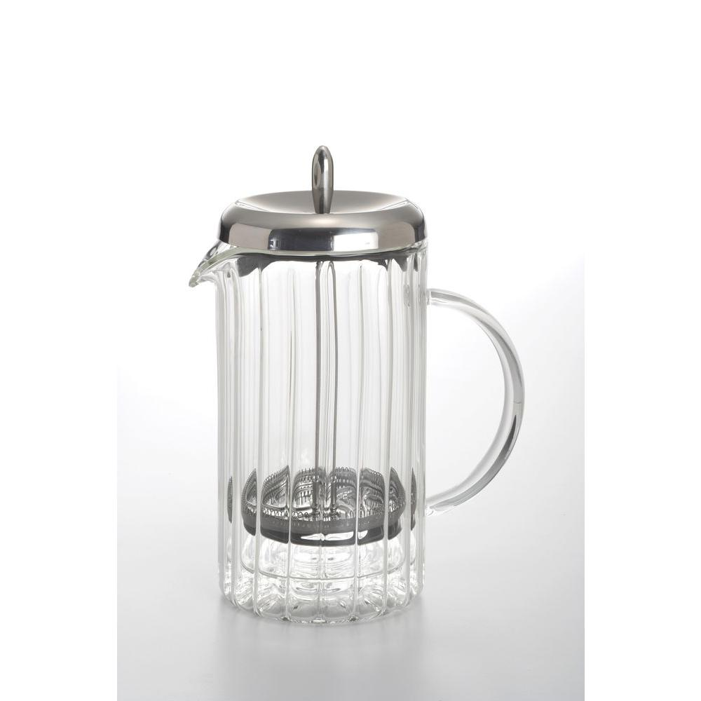 BonJour 6-Cup Rhone Ribbed French Press-DISCONTINUED