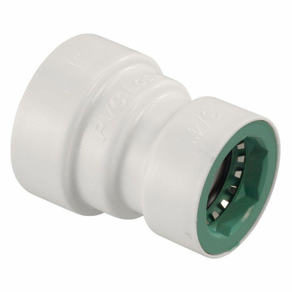Orbit 1 in. x 3/4 in. PVC-Lock Reducer Coupling