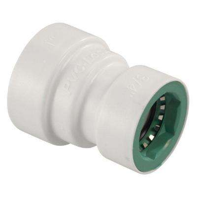 1 in. x 3/4 in. PVC-Lock Reducer Coupling