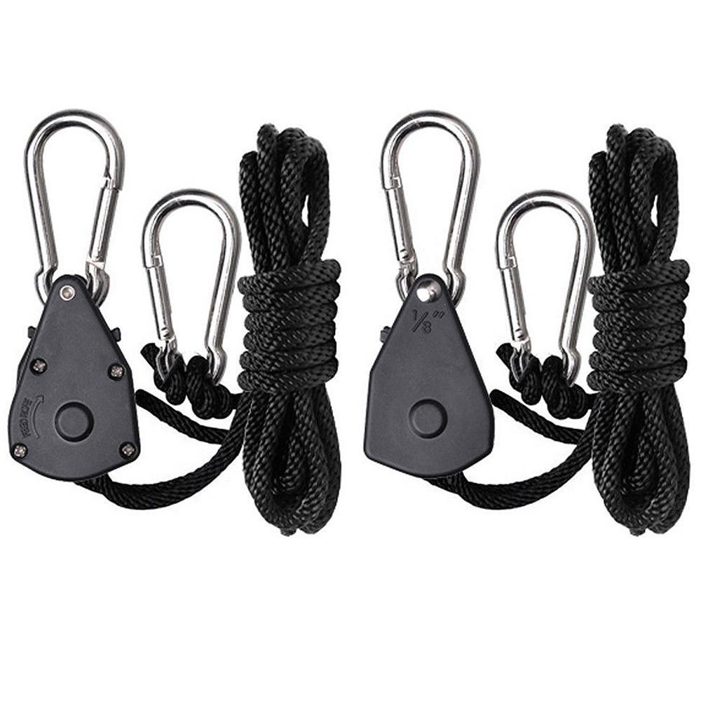 Netlon Heavy Duty Black Plastic Feature Hanging Basket Bracket
