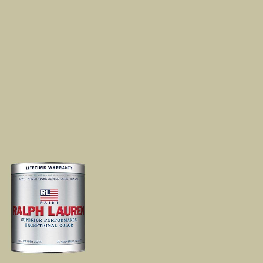Ralph Lauren 1-qt. Mill Pond Hi-Gloss Interior Paint