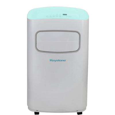 14,000 BTU Portable Air Conditioner with Dehumidifier and Remote