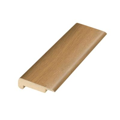 Marigold Oak .75 in. Thick x 2.36 in. Wide x 78.7 in. Length Laminate Stairnose Molding