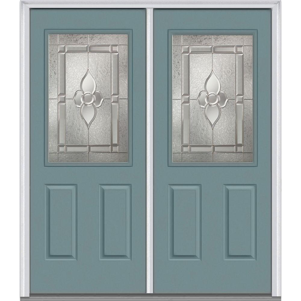l unlimited sol full bel decorative bronze iron lite door doors heavy