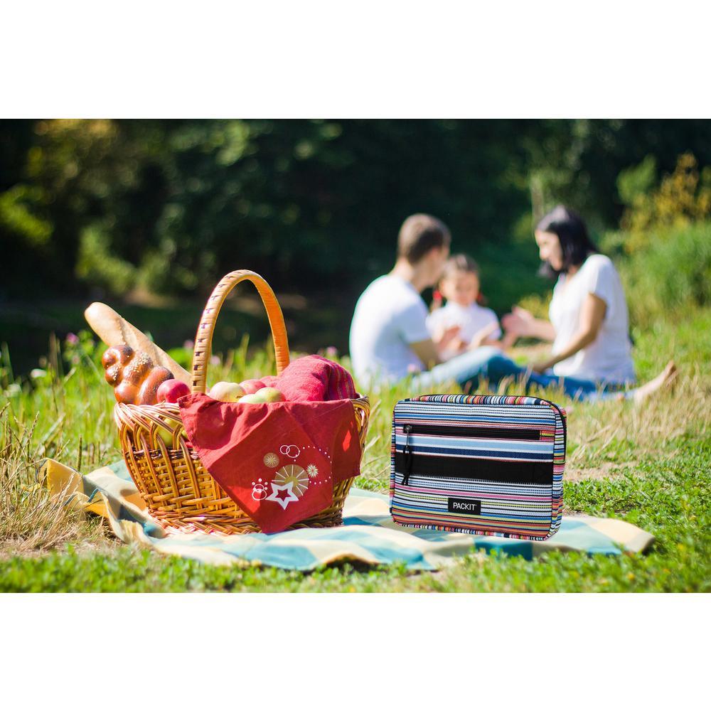 Blanket Stripe Bento Box Set