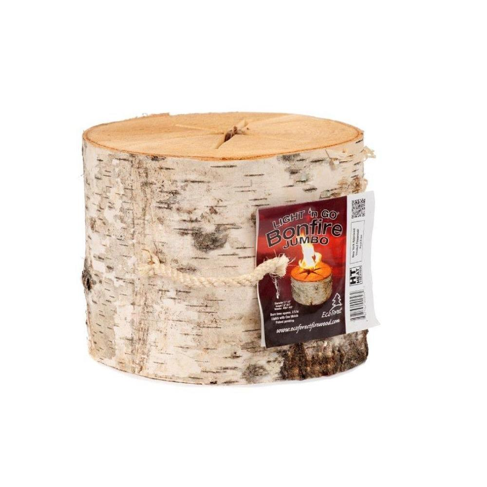 Light 'n Go Bonfire Jumbo Log