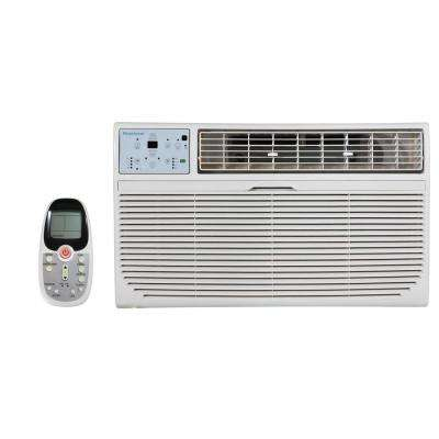 10,000 BTU 230-Volt Through-the-Wall Air Conditioner with Heat and Remote