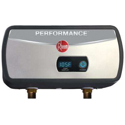 Performance 6  kW 1.0 GPM Point-Of-Use Electric Tankless Water Heater