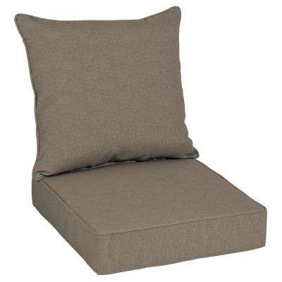 Brown Rust Outdoor Cushions Patio Furniture The Home Depot