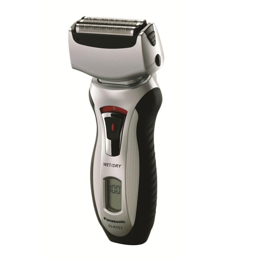 Triple Head Wet/Dry Shaver