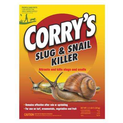 3.5 lb. Slug and Snail Killer