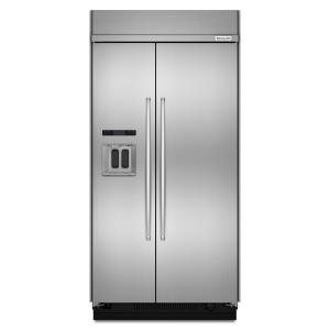 Built In Side By Side Refrigerator