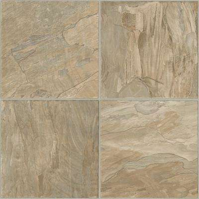 Take Home Sample - Coral Sand Residential Vinyl Sheet Flooring - 6 in. x 9 in.