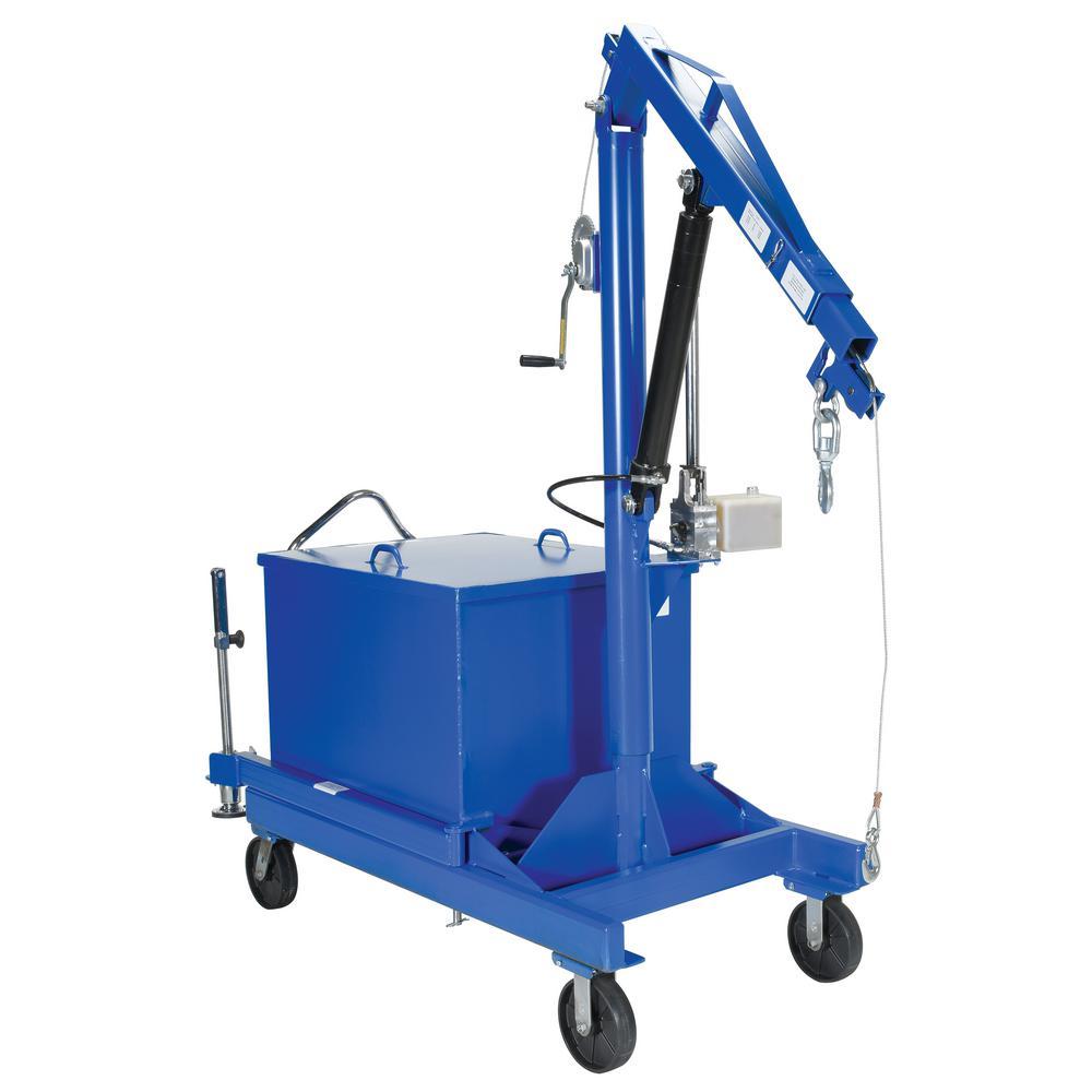 Vestil 2000 lb. Capacity Portable Cantilever Hoist by Vestil