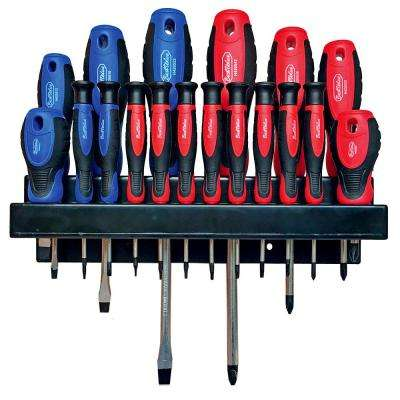 Screwdriver Set (19-Piece)