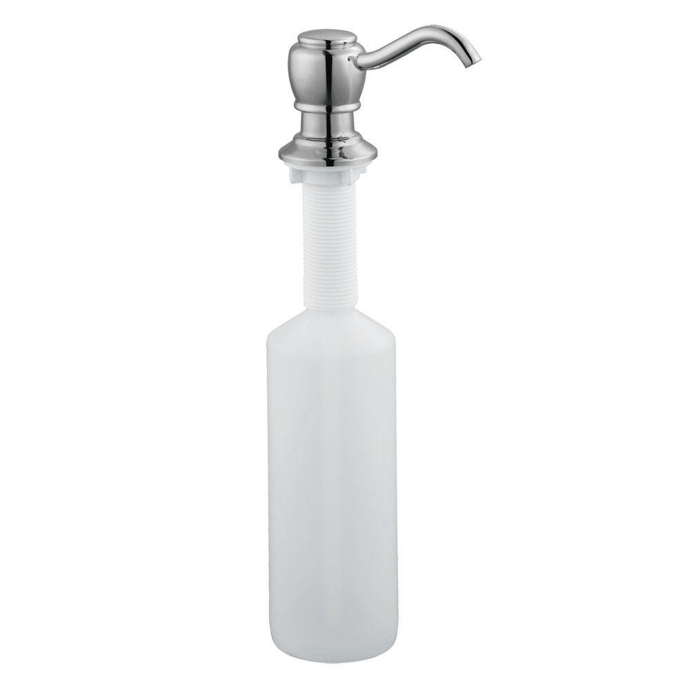 Soap Dispenser in Polished Chrome