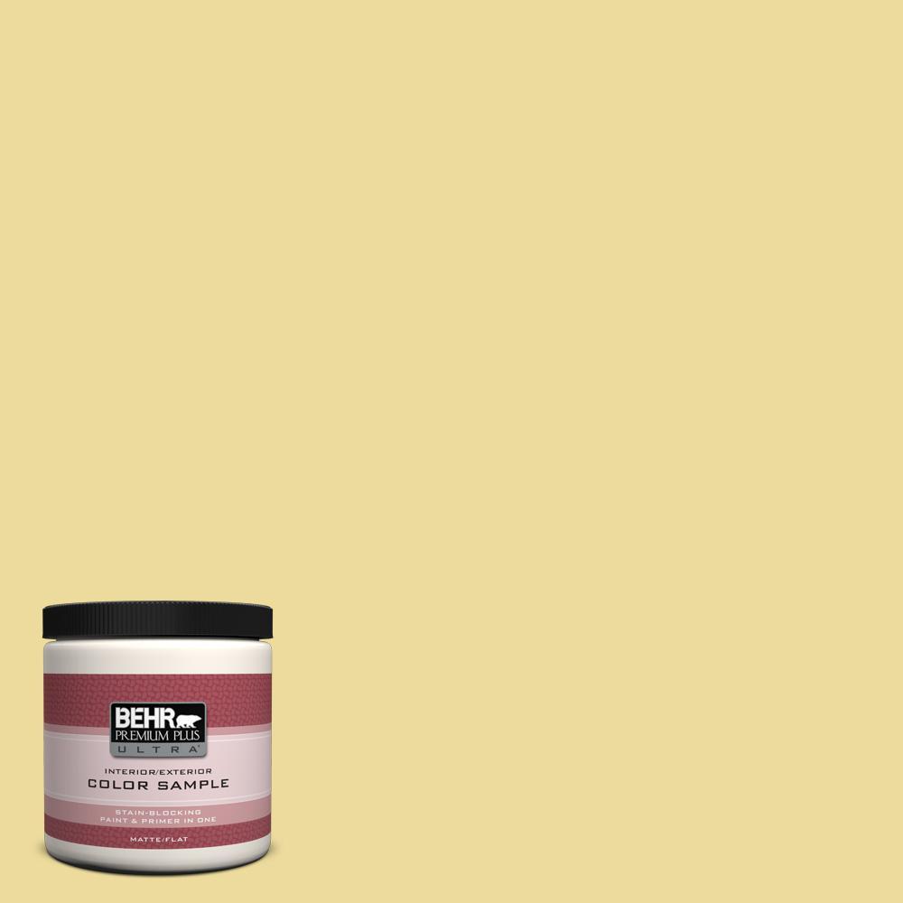 8 oz. #P330-3 Pear Cider Interior/Exterior Paint Sample