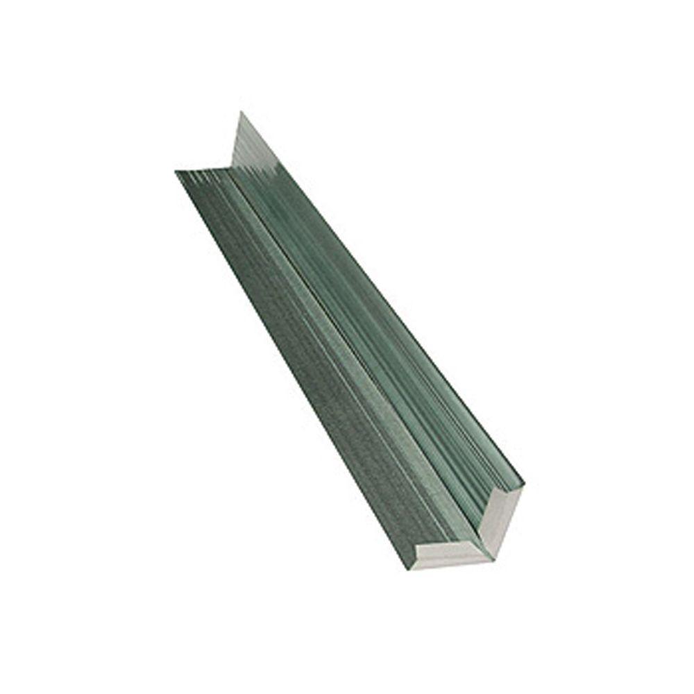 WeatherSide 15-1/2 in. Emphasis Individual Aluminum Corner (Piece)