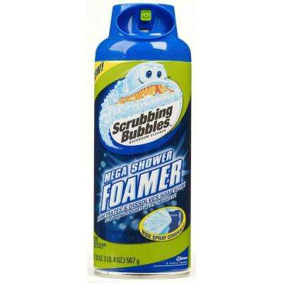 20 oz. Mega Shower Foamer Bathroom Cleaner (8-Pack)