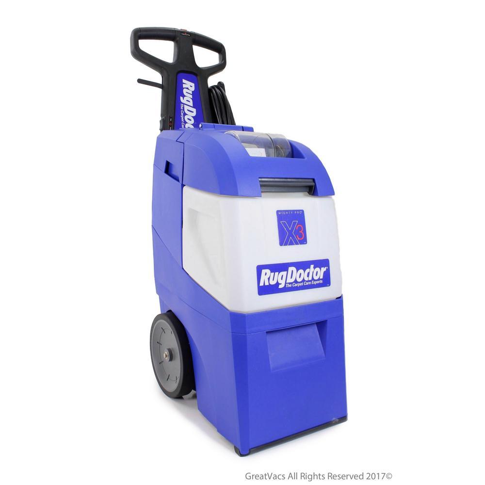 Rug Doctor Upright X3 Carpet Cleaner