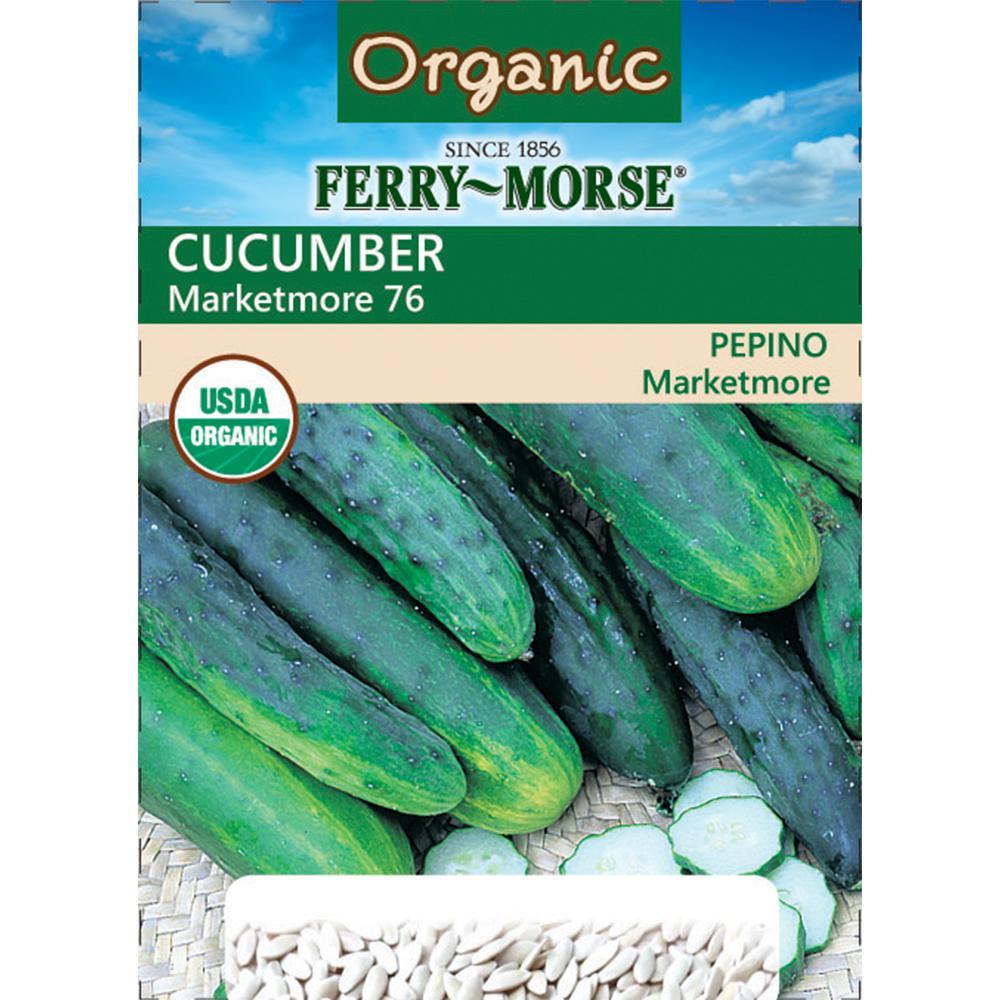 Cucumber Marketmore Seeds