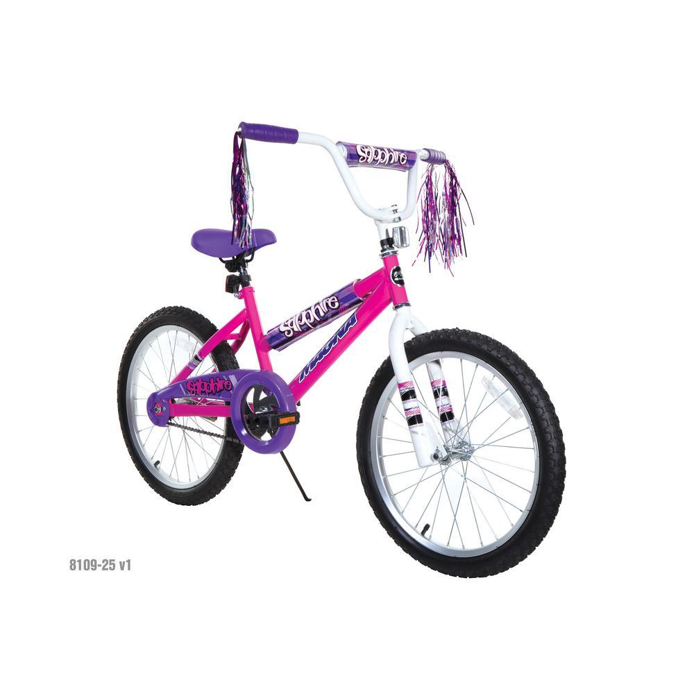 20 in. Magna Kids Sapphire Bike