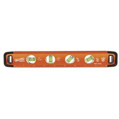 11 in. Magnetic Torpedo Level