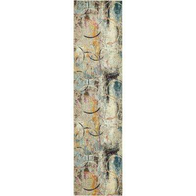 Chromatic Imperial Beige 2' 7 x 10' 0 Runner Rug