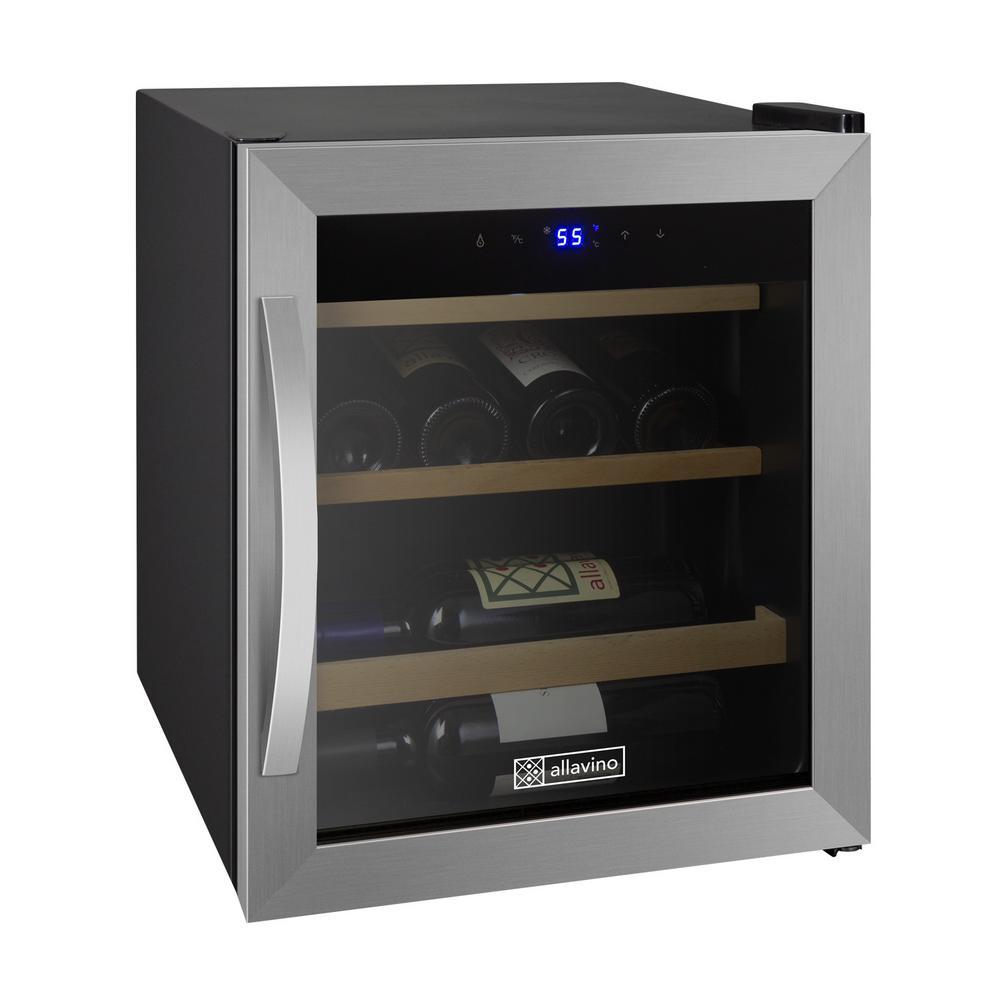 Cascina Series 12-Bottle Freestanding Wine Cooler