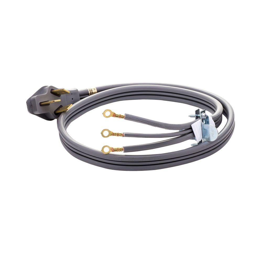 Home Depot Dryer Cord : Whirlpool ft wire amp dryer cord pt l the home
