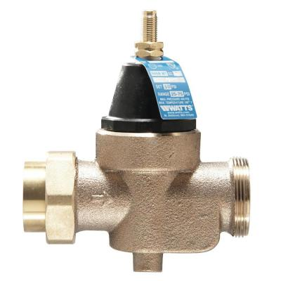 3/4 in. Brass MPT x FTP Pressure Reducing Valve