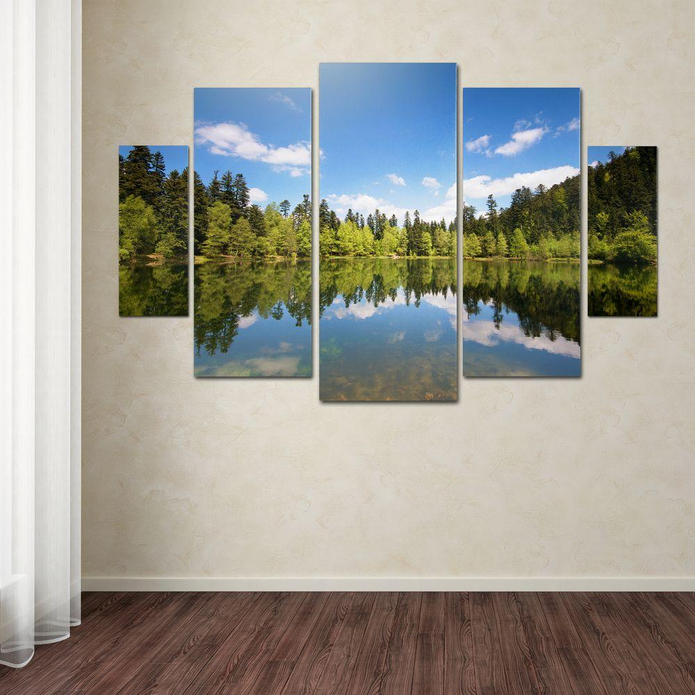 Lake Wall Art