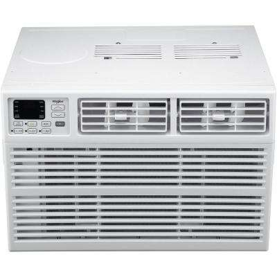 ENERGY STAR 12,000 BTU 115-Volt Window Air Conditioner with Dehumidifier and Remote