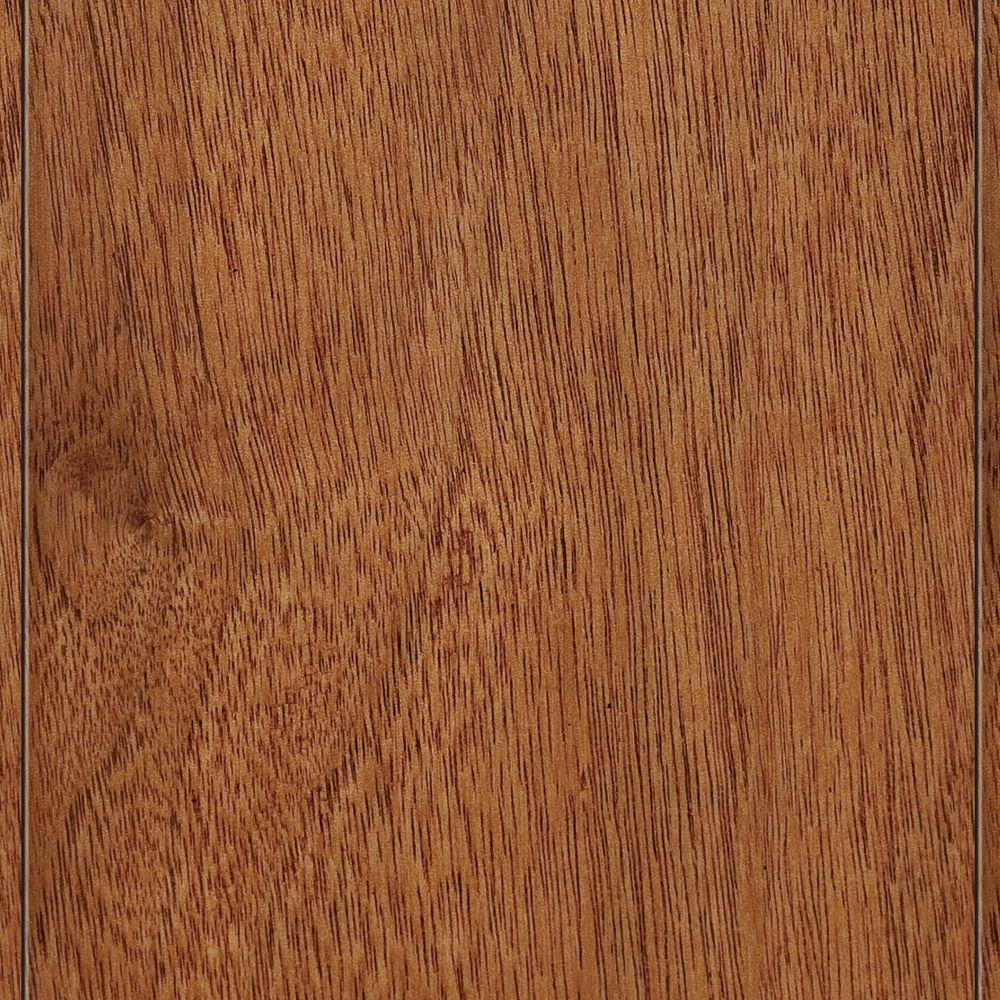 Home Legend Hand Scraped Fremont Walnut 3/8 in. T x 5 in. W x Varying Length Click Lock Hardwood Flooring (26.25 sq. ft. / case)
