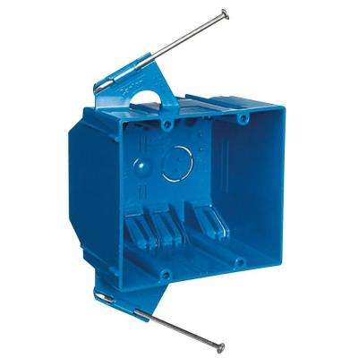 2-Gang 32 cu. in. New Work Electrical Boxes (Case of 50)