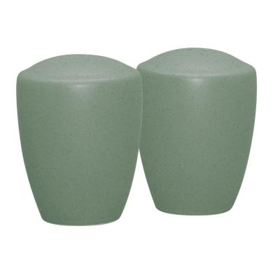 Colorwave 3-3/8 in. Green Salt and Pepper
