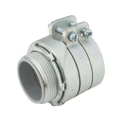 Flex 2-1/2 in. Insulated Squeeze Connector