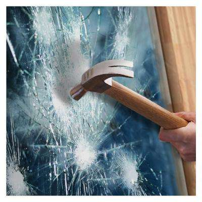48 in. x 49 ft. S8MB20 8 Mil Black 20 (Dark) Security and Privacy Window Film