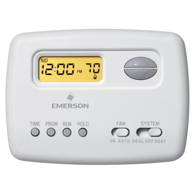 Emerson Single Stage Non-Programmable Thermostat-NP110 - The