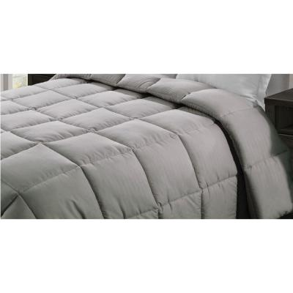 Jill Morgan Tan Microfiber Queen Comforter