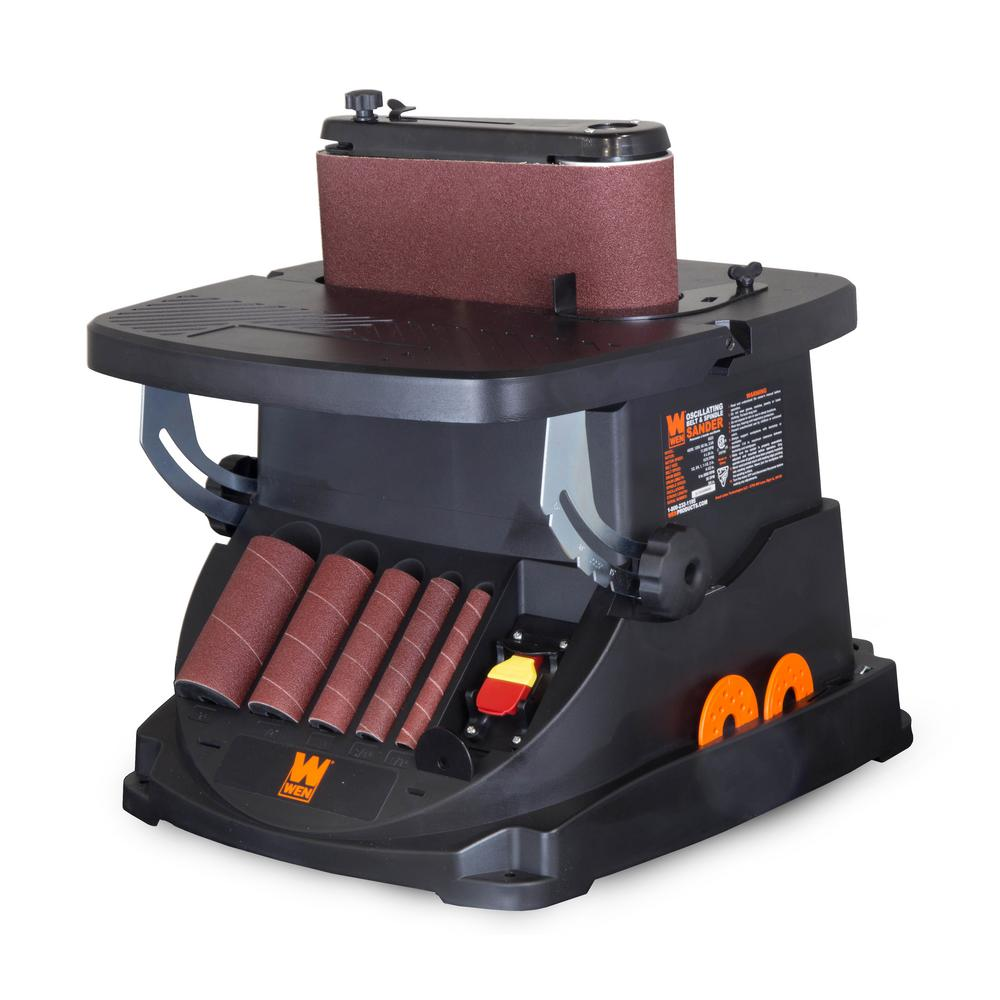 Weigh-Tronix Oscillating Belt and Spindle Sander