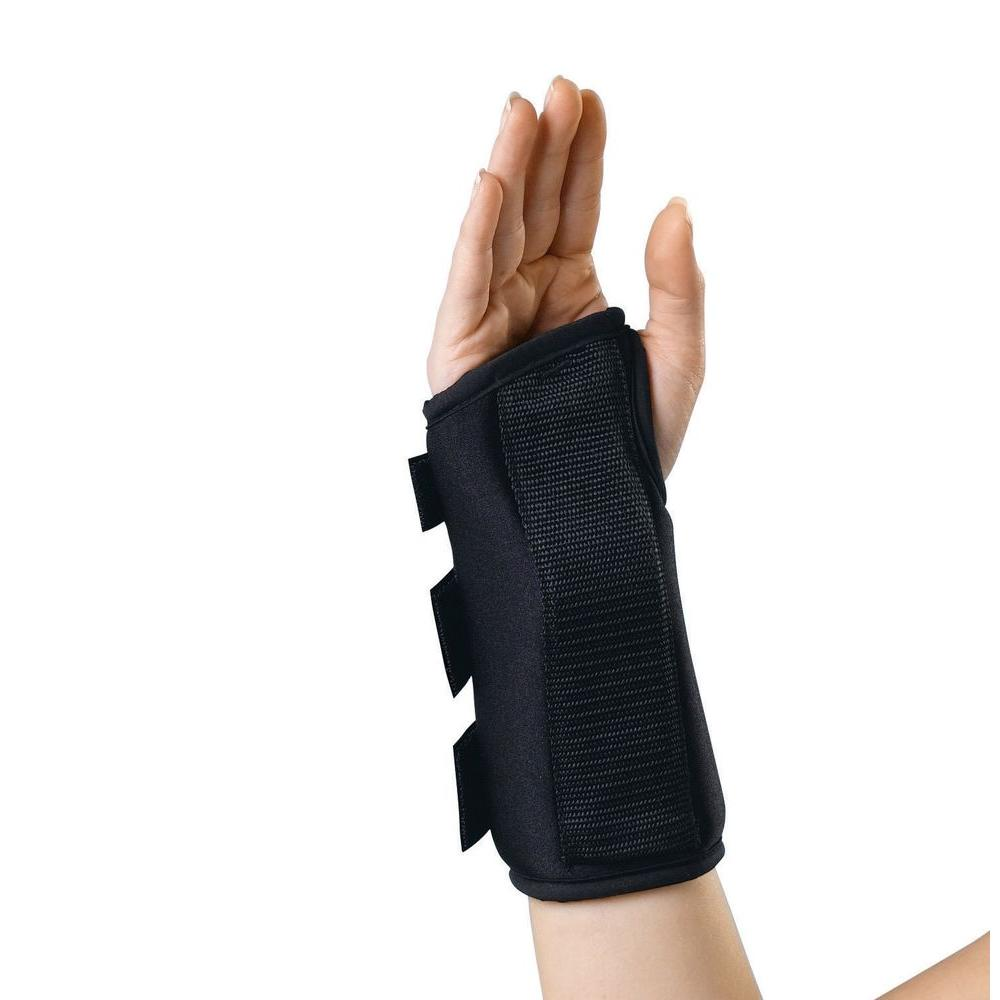 Large Lace-Up Left-Handed Wrist Splint
