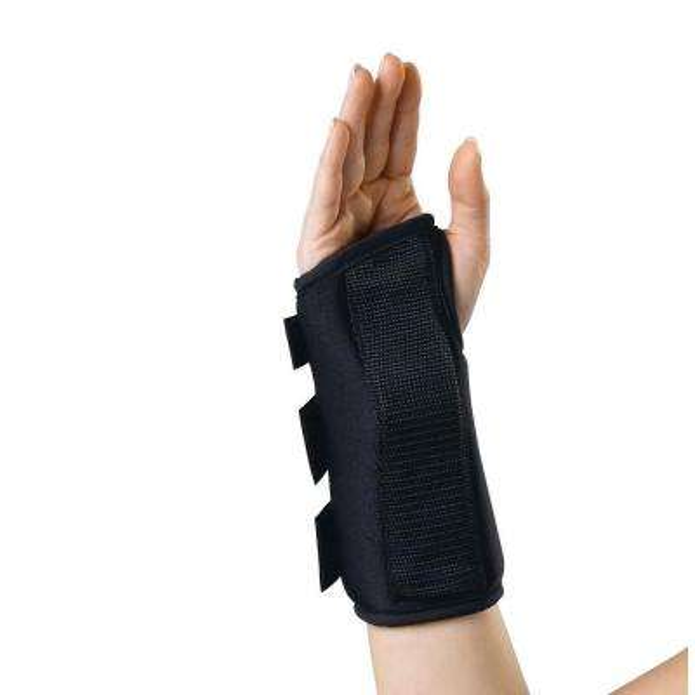 Large Lace-Up Left-Handed Wrist Splint