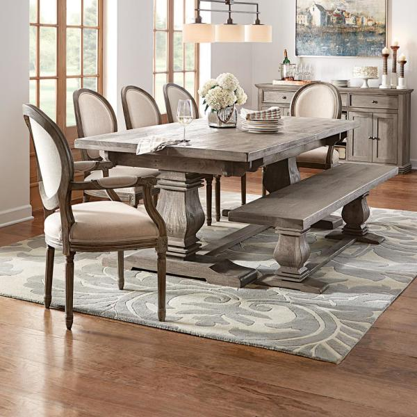 Aldridge Extendable Dining Table