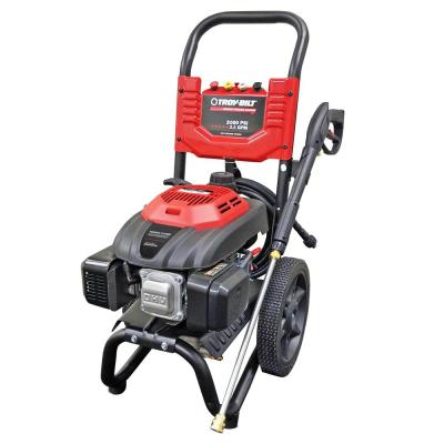 3000 PSI at 2.4 GPM Troybilt XP200 Cold Water Gas Pressure Washer