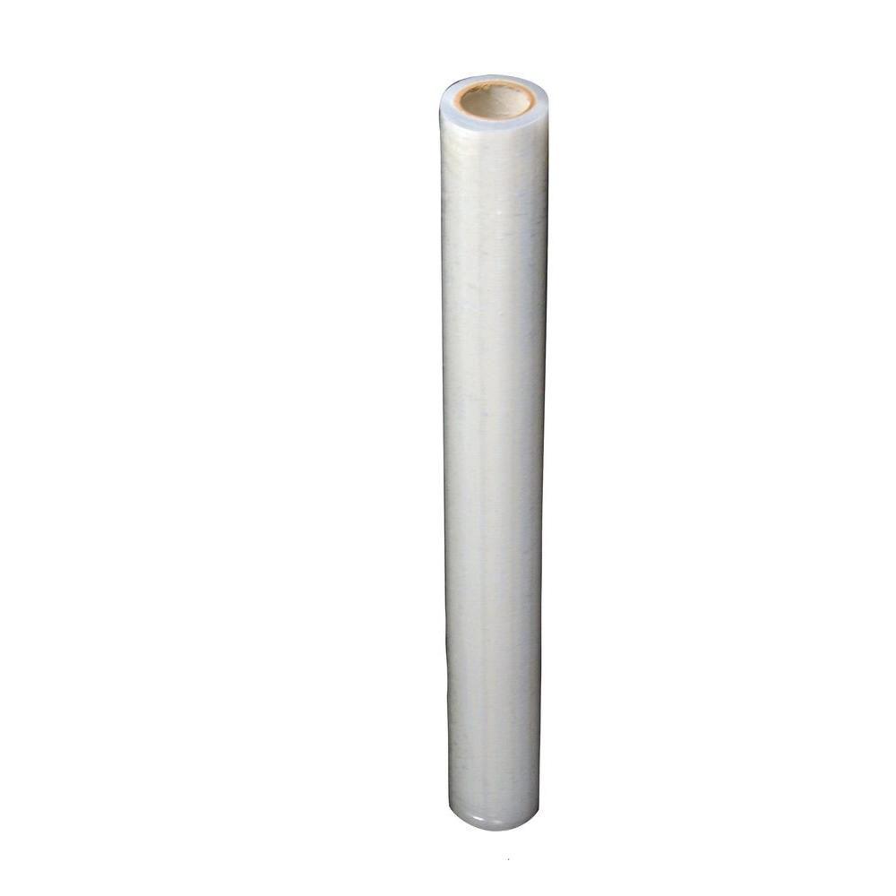 Roberts 3 x 250 ft. Temporary Carpet Protection Self-Adhering Film Roll-DISCONTINUED