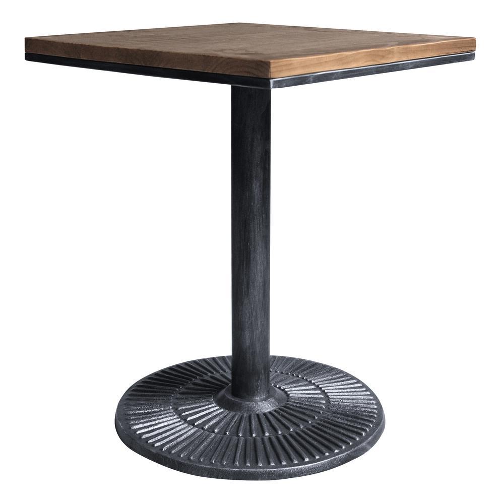Talia Industrial Grey Table